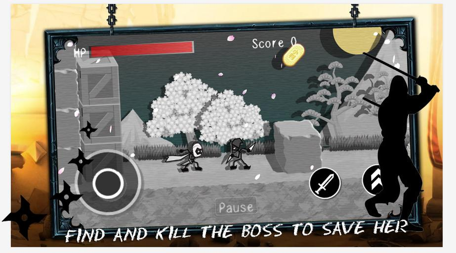 Ninja Assassin Samurai Warrior - screenshot