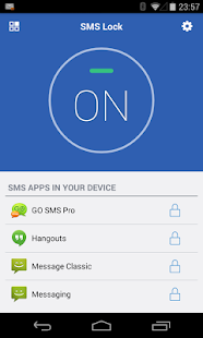 Message Lock (SMS Lock) - screenshot thumbnail