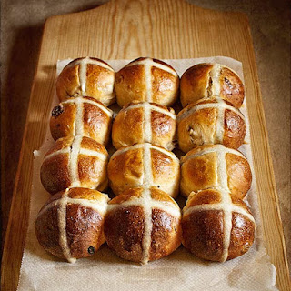 Paul Merry's Hot Cross Buns