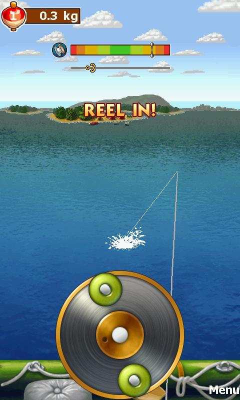 Russian fishing- screenshot