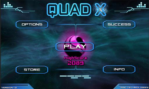 Quad X