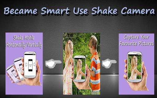 Shake Camera