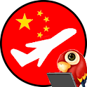 Airports in China icon
