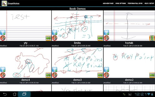 SmartNotes- screenshot thumbnail