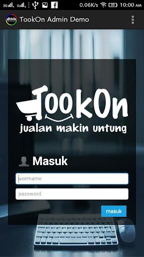 玩購物App|TookOn POS (Admin) - demo免費|APP試玩