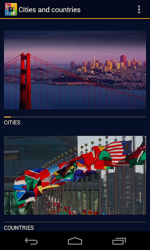 Cities and countries: 4 photos