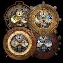 Steampunk Watch Wallpaper icon