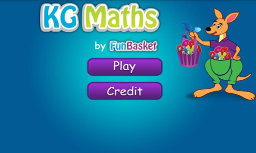 KG Maths by FunBasket