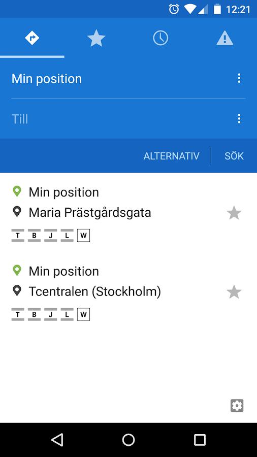 STHLM Traveling (SL) - screenshot
