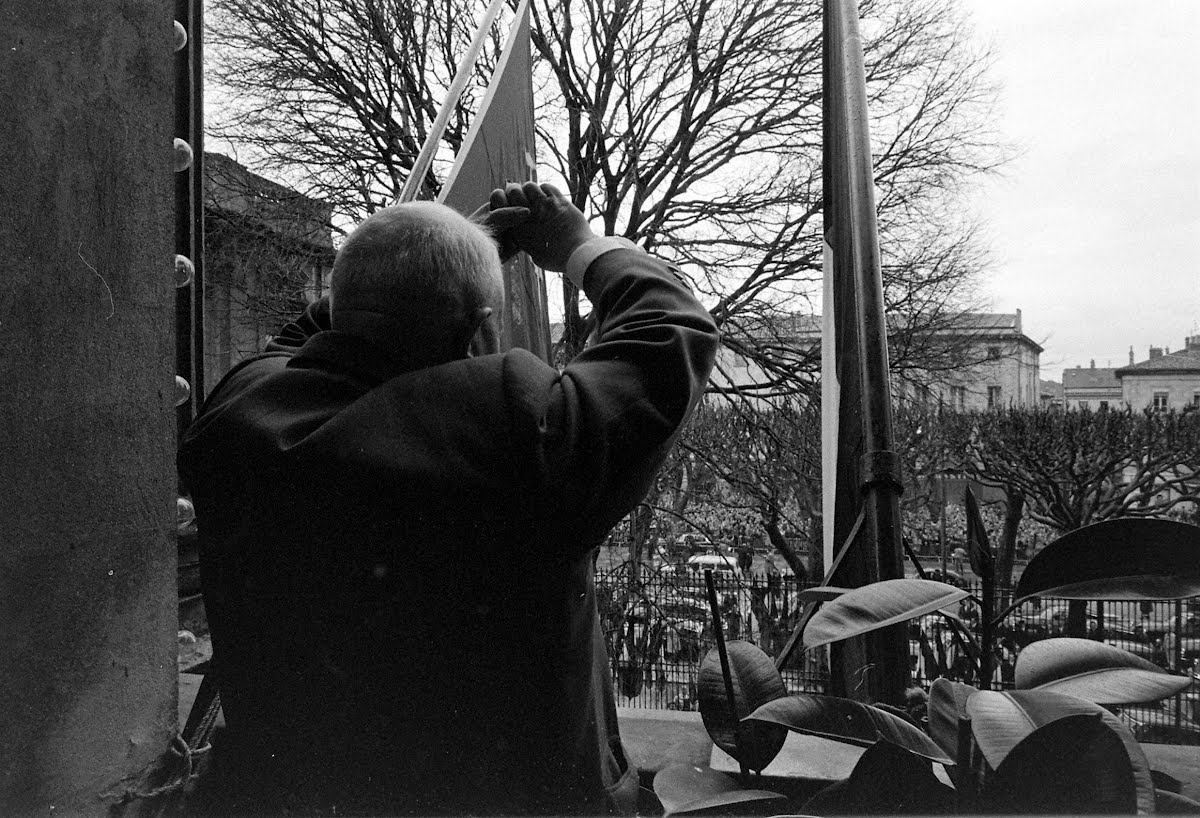 Khrushchev In Paris