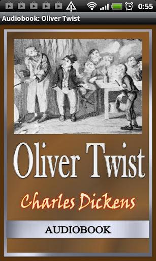 Audiobook: Oliver Twist