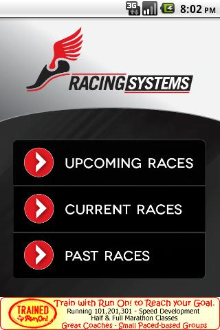 Racing Systems - screenshot
