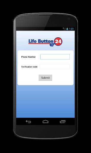Life Button 24