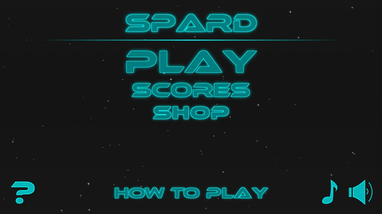 Spard - screenshot