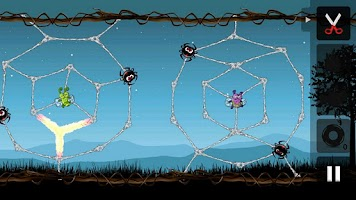 Screenshot of Greedy Spiders