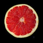 Fruit Clock Grapefruit Widget icon