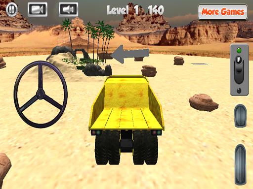 礦用卡車遊戲