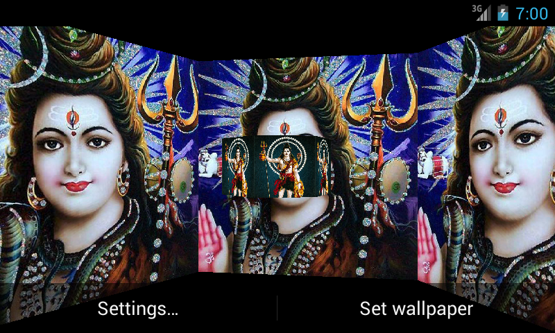Download Shiv Shankar 3d Live Wallpaper Apk Latest Version App By Positive Thinkin For Android Devices