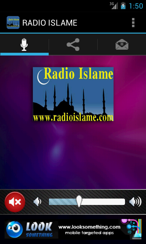 RADIO ISLAME - screenshot
