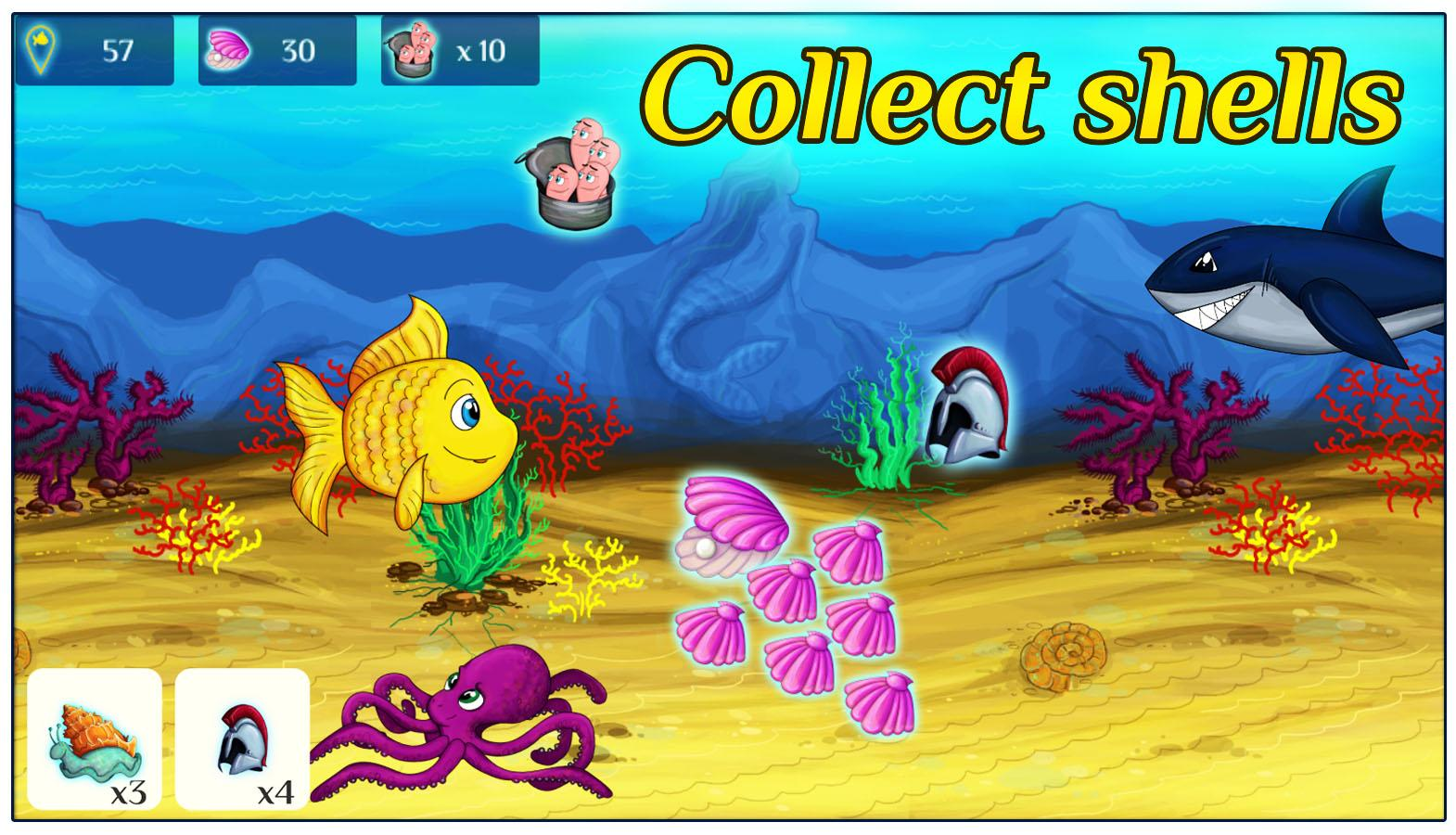 Gold Fish- screenshot