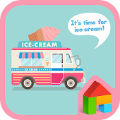 ice cream truck dodol theme