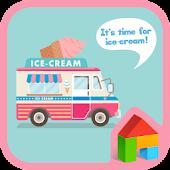 ice cream truck dodol theme