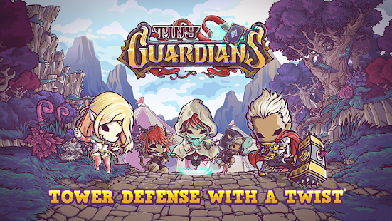 Tiny Guardians- screenshot thumbnail