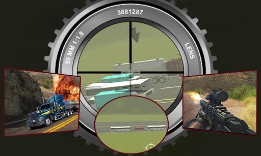 Sniper: Traffic Shoot Kill