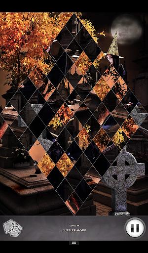 Hidden Scenes - Graveyard