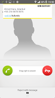 Screenshot of Kim Ariyor? Caller ID & Block