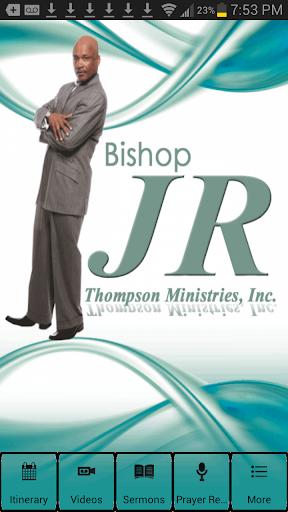 Bishop John R Thompson