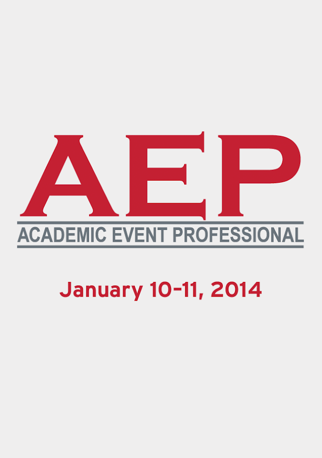 AEP 2014- screenshot