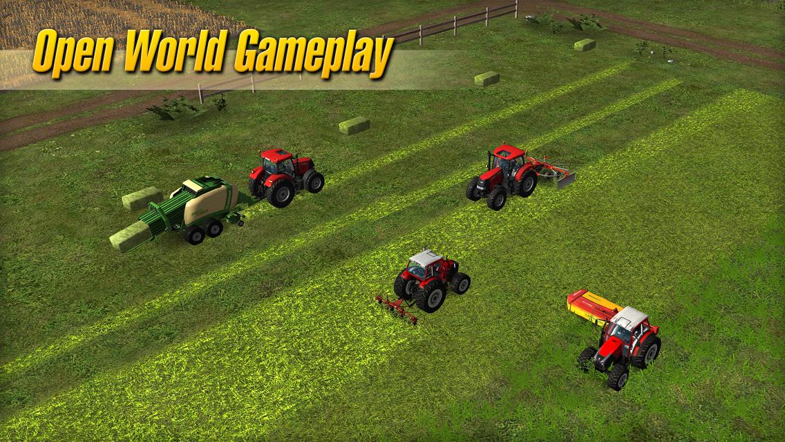 Farming Simulator 14 screenshot #8