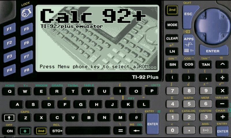 Calc 92+ Free - screenshot