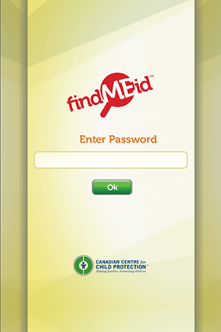 Find Me ID- screenshot