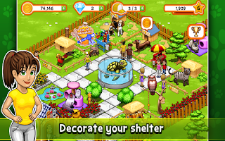 Screenshot of Mini Pets