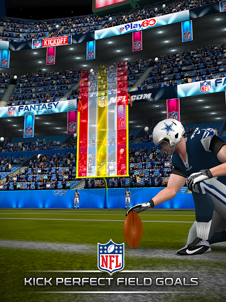 NFL Kicker 15 - screenshot