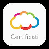 drCLOUD Certificati