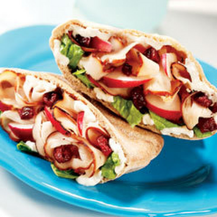 Smart Turkey Waldorf Pitas Recipe