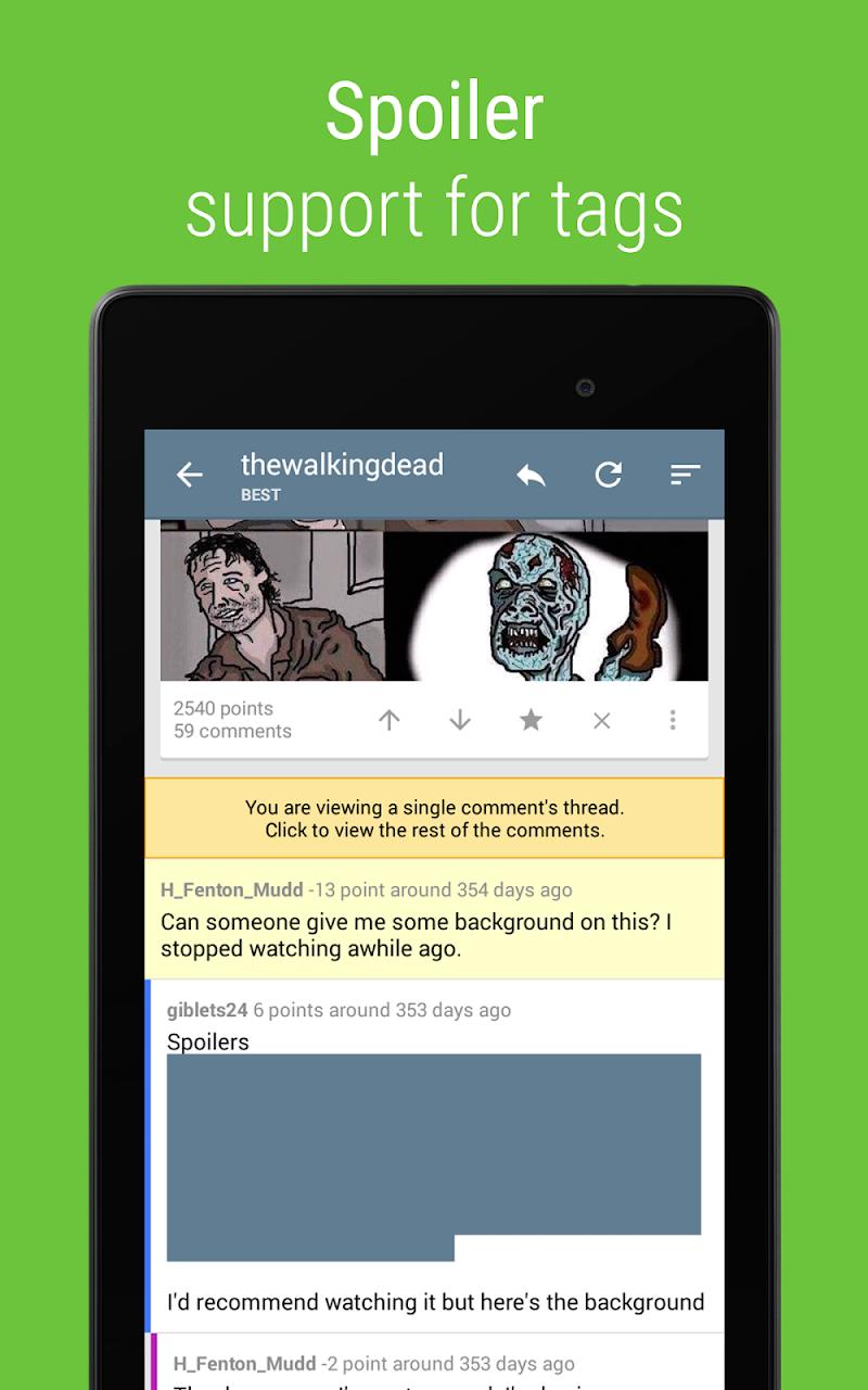 Sync for reddit (Dev) Screenshot 16