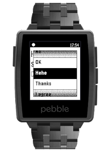 Notification Center for Pebble- screenshot thumbnail