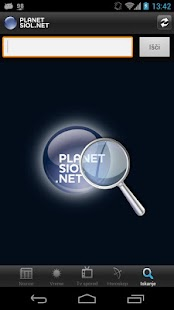 Planet Siol.net- screenshot thumbnail