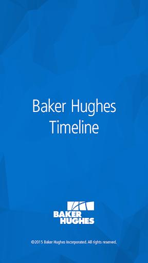 Baker Hughes Timeline