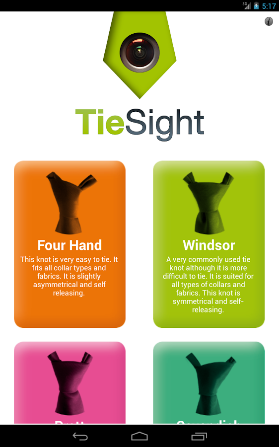 TieSight - The Tie Camera- screenshot