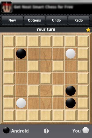 Ataxx - screenshot