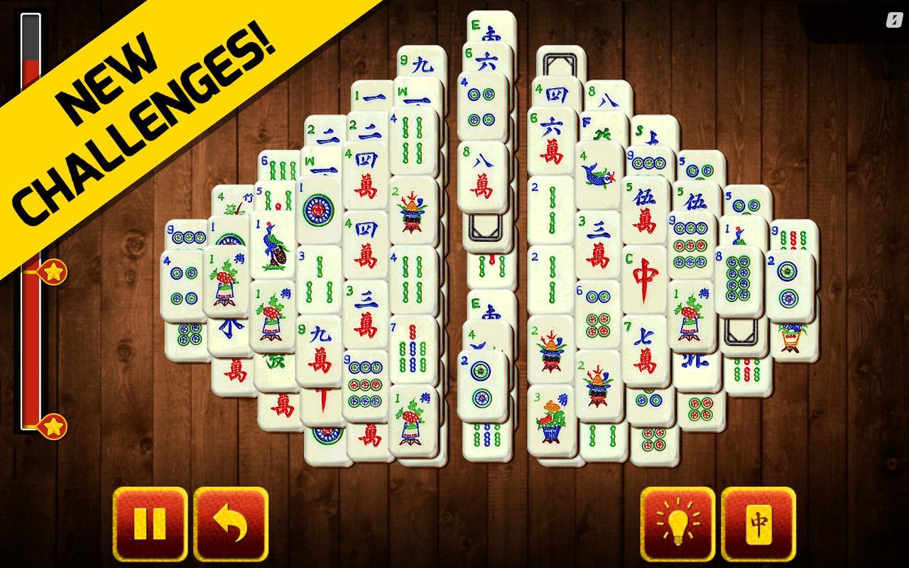 Mahjong Coole Spiele