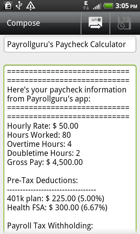 Payroll Guru - Android Apps On Google Play
