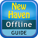 New Haven Offline Map Guide icon