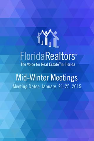 Florida Realtors 2015 Meetings