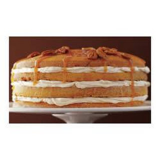 Luscious Four-Layer PHILLY Pumpkin Cake